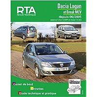 E.T.A.I - Revue Technique Automobile B727.5 - DACIA LOGAN I PHASE 1 et 2 - 2005 à 2012