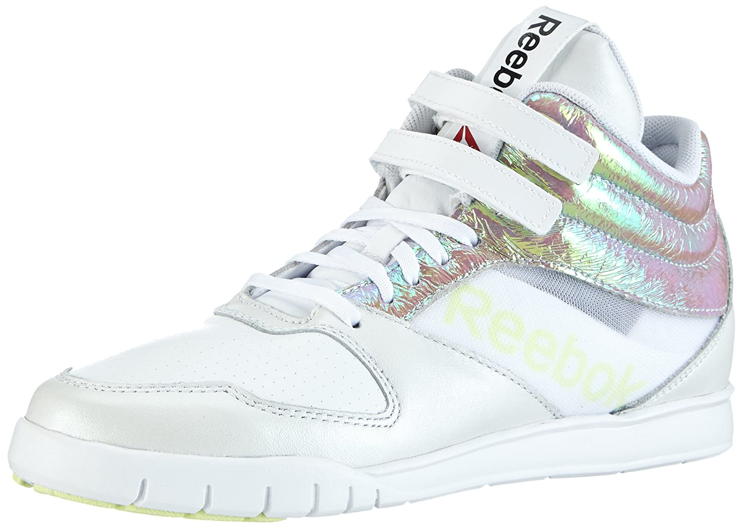 reebok dance shoes. reebok women\u0027s dance urlead mid se mesh shoes: amazon.in: shoes \u0026 handbags 0