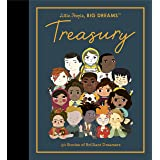 Little People, BIG DREAMS: Treasury: 50 Stories from Brilliant Dreamers