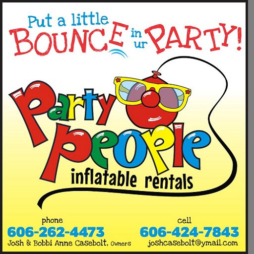 Party People Inflatable (Party Inflatables)