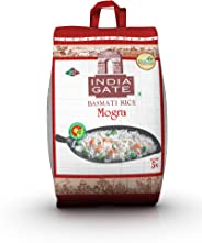 India Gate Basmati Rice Bag, Mogra, 5 Kg (Broken Rice)