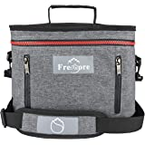 Freshore Isolés Lunch Cooler Bag pour boîte hommes réutilisables casse-croûte poches/voyage plage camping bouteille vin ouvre