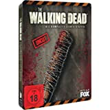 The Walking Dead - Staffel 7 (Exklusives Steelbook) [Blu-ray]