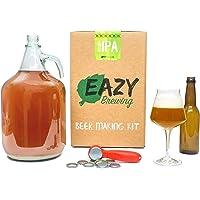 Kit de Brassage 5 litres Bière IPA - India Pale Ale - Coffret Cadeau pour Brasser sa Bière Artisanale Maison - NOTICE EN…