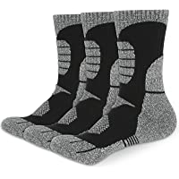 3 Pairs Women's Lady's Outdoor Sports Socks for Walking Hiking Trekking Athletic Socks