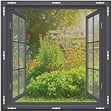 Vliegscherm muggennet voor ramen, EXTSUD 150 x 150 cm vliegenraamscherm gaas insectengaas insectengaas bij muggen met klikslu