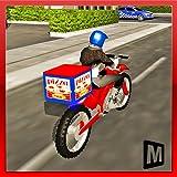Moto Pizza Delivery