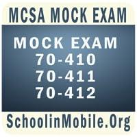 MCSA Mock Exam 70-410-70-411-70-412