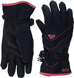 Roxy Damen Jetty Solid Gloves, True Black, XL