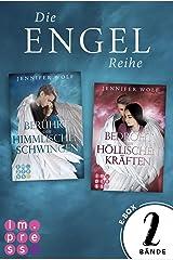 Sammelband der romantischen Engel-Fantasyserie (Die Engel-Reihe ): Himmlisch berührender Fantasy-Liebesroman in zwei Bänden Kindle Ausgabe