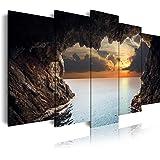 DekoArte 147 - Cuadros Modernos Impresión de Imagen Artística Digitalizada | Lienzo Decorativo Para Tu Salón o Dormitorio | E