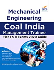 Mechanical Engineering Coal India Management Trainee Tier I & II Exam 2020 Guide