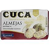 Cuca Almejas al Natural, 125g