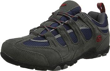 Hi-Tec Quadra Classic O005551 Herren Trekking- und Wanderhalbschuhe