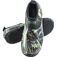 Nitehawk - Chaussures de Chasse/pêche à Enfiler - en néoprène/imperméables - Camouflage