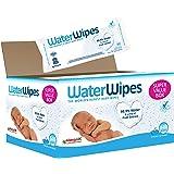 WaterWipes Baby Feuchttücher Empfindliche Haut, 99,9% gereinigtes Wasser, 9 x 60 Feuchttücher (540 Feuchttücher)