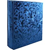 Photo Album 600 Photos PU Leather Cover Large Wedding Photo Books Black Pages Horizontal and Vertical Family Album Gift Memor