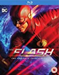 The Flash: The Complete Season 4 (4-Disc Box Set) (Slipcase Packaging + Region Free + Fully Packaged Import)