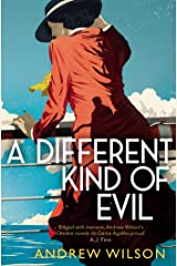 A Different Kind of Evil (Agatha Christie 2) Paperback