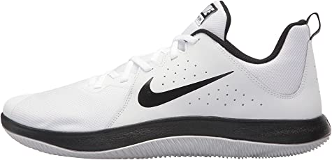 Nike White Fly by Low Basketball Shoes UK 10