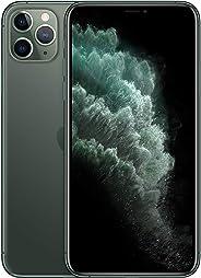 Apple iPhone 11 Pro Max Akıllı Telefon, 64 GB, Yeşil