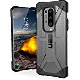 Urban Armor Gear Basic Case For OnePlus 8 Pro ( Poly Carbonate; TPU Ice )