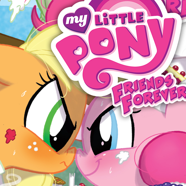 My Little Pony: Friends Forever (Collections) (9 Book Series)
