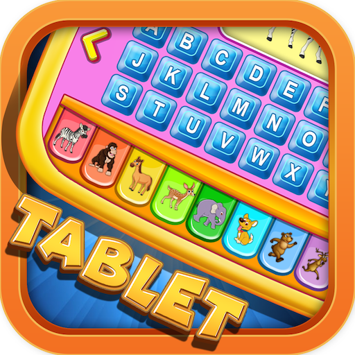 Alphabet Tablet - Piano,Animals,Toy Learning Game