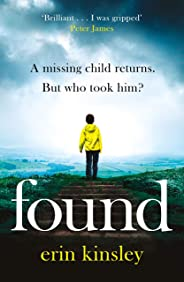 Found: the most gripping, emotional thriller of the year (a BBC Radio 2 Book Club pick)