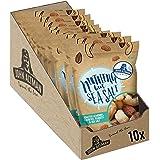 John Altman noten - zeezout - geroosterde en gezouten notenmix - vegan - duurzame verpakking - 100% natuurlijk - perfect voor