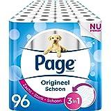 Page wc papier Orgineel Schoon, 96 rollen