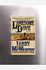 By Larry McMurtry Lonesome Dove (New edition) [Paperback] Paperback
