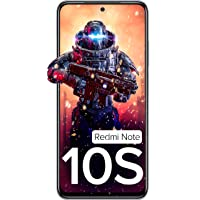 Redmi Note 10S (Frost White, 6GB RAM, 128GB) - Super Amoled Display | 64 MP Quad Camera |NCEMI Offer on HDFC Cards | 6…