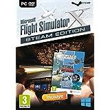Microsoft FSX: Flight Simulator X (DVD) + WW2 Collection