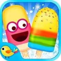 Ice Pops Maker Salon (Kindle Tablet Edition)
