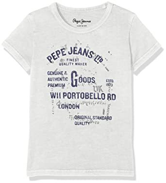 2a38e0494c9c Pepe Jeans Jaribo Ss Jr