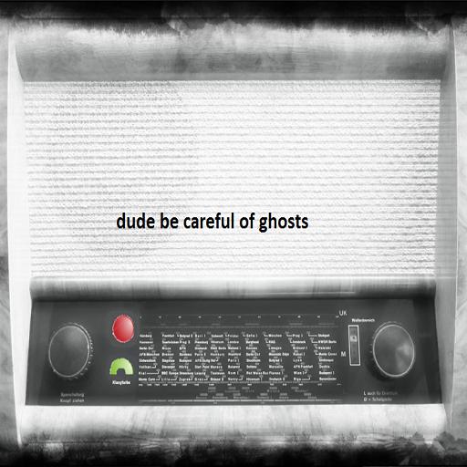 Talking Spirit Box Radio EVP -
