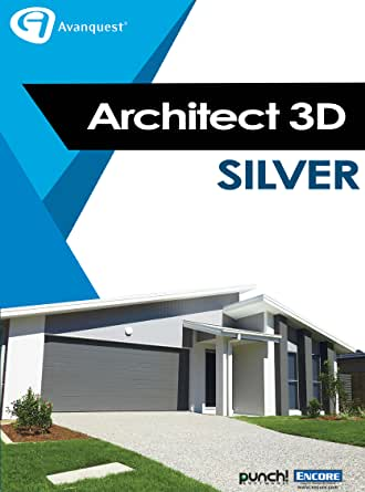 Architect 3d silver 2017 v19 download for Architecte 3d avanquest