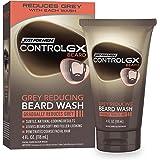 Just for Men Control VVApd GX, shampoo Riduzione Grigio, 4 Oncia (confezione da 2)