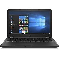 HP 15 AMD E2 15.6-inch Entry Level Laptop (4GB /1TB HDD/Windows 10 Home/Jet Black/2.04 Kgs), 15q-bw548AU