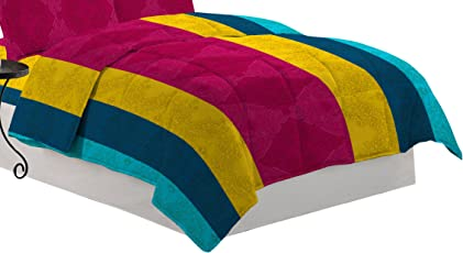 Bombay Dyeing Vouge Printed Double Quilt - Multicolor (CMPTVO2052408226)