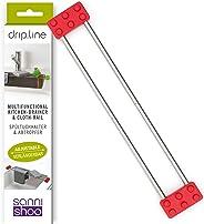 Sanni Shoo drip.line 3 in 1 - multifunktionaler Abtropfer für die Küche