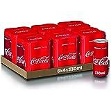 Coca-Cola Original Taste 330ml 6x4 (Lattina)