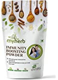 MYHERB 100% Natural Immunity Boosting Powder || Superfood Combination for Immunity || Naturally Grown || Chemical free…
