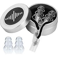 New Ohrstöpsel zum Schlafen und Gehörschutz – Ohrenstöpsel zum Schlafen – Gehörschutzstöpsel – Gehörschutz Arbeit…