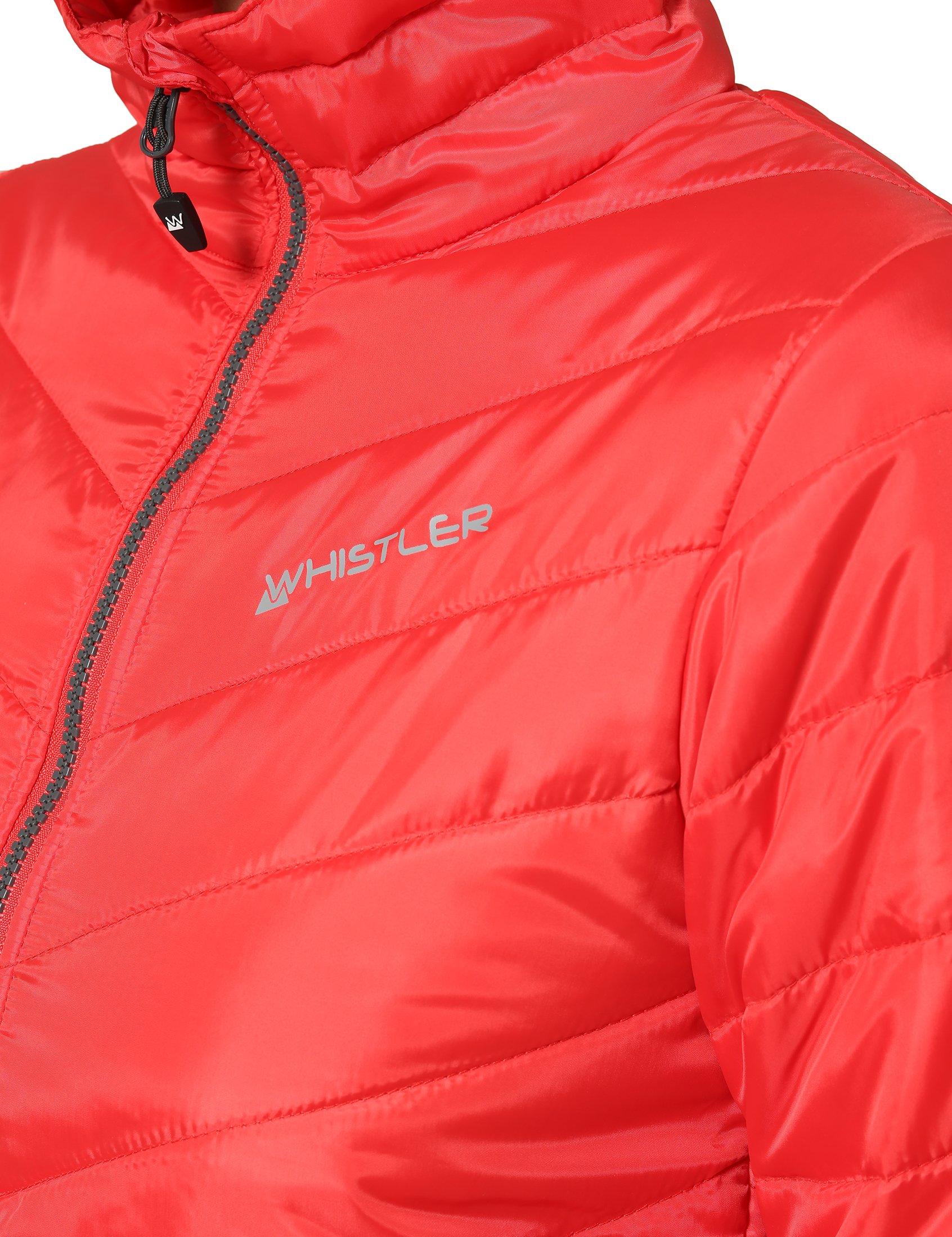81SPqfDm4GL - Ultrasport Whistler Women's Quilted Jacket Foggia