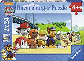 Ravensburger 2 X 24 Parça Puzzle Paw Patrol (90648)