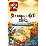 Koopmans Stroopwafelcake met stukjes karamel - bakmix voor 1 cake (400 g)