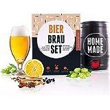 Weihnachtsbier - Braufässchen Bierbrauset - in nur 7 Tagen Bier brauen - Neues Design