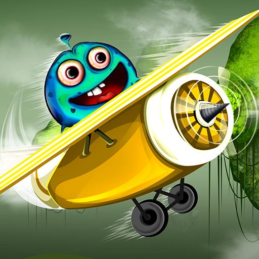 e : The Airport Plane Flight Under Radar - Gold ()